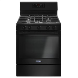 30-inch Wide Gas Range With 5th Oval Burner - 5.0 Cu. Ft. -