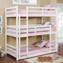 California V Twin/twin/twin Bunk Bed