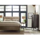 Samuel Queen Platform Bed 5/0 Complete Product Image
