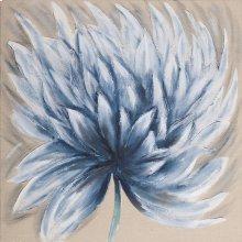 Blue Lotus Wall Décor