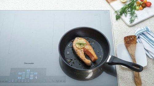 36-Inch Masterpiece® Liberty Induction Cooktop, Titanium Gray, Frameless