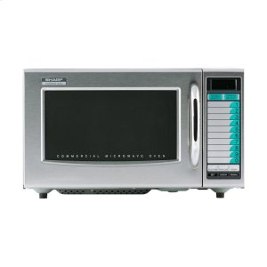 Sharp AppliancesMedium-Duty Commercial Microwave Oven with 1000 Watts