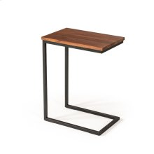 Modrest Turner Modern Aged Oak Side Table