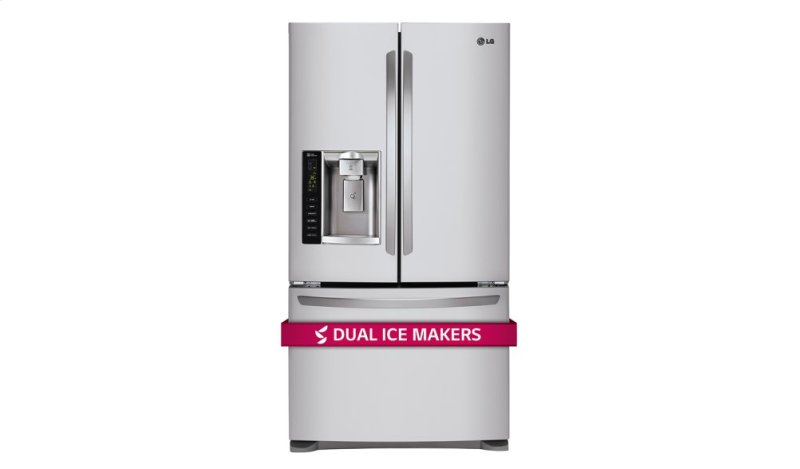 two french refrigerator ideas ice architecture makers for youtube door dual with