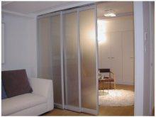 Aluminum Frame Sliding Door Hardware - Heavy Duty (max. 176 Lbs)