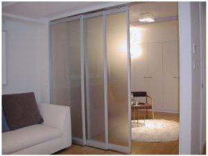 Aluminum Frame Sliding Door Hardware - Heavy Duty (max. 176 Lbs) Product Image