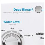 GE Ge® 4.2 Cu. Ft. Capacity Washer With Stainless Steel Basket