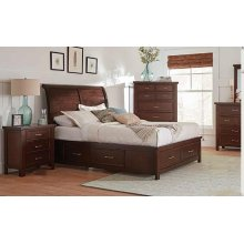 5pc E.KING Bed Set