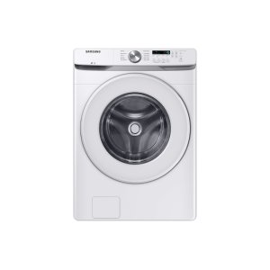 Samsung Appliances4.5 cu. ft. Front Load Washer with Vibration Reduction Technology+ in White