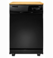 Whirlpool® Tall Tub Portable Dishwasher