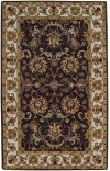 Eloquent Garden Brown Hand Tufted Rugs