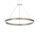 "Double Corona 32"" LED Ring Pendant Product Image"