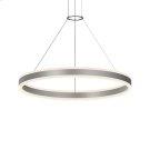 """Double Corona 32"""" LED Ring Pendant Product Image"""