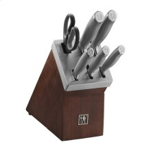 Henckels International Modernist 7-pc Self-Sharpening Knife Block Set