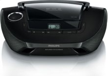 Philips CD Soundmachine AZ1837 Lifestyle design USB