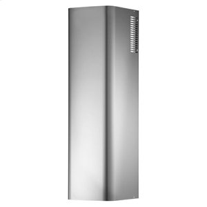 Optional Ducted Flue Extension for RM52000 series range hoods in Stainless Steel