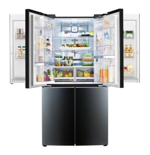 4-Door Refrigerator w/ DualDoor-in-Door