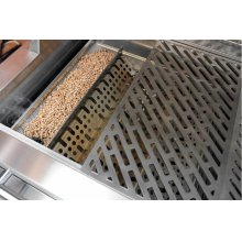 Smoker Pellet Grill Inserts - Set of Two