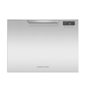 Fisher & Paykel Single Dishdrawer , 7 Place Settings, Water Softener