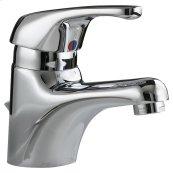 Seva 1-Handle Monoblock Bathroom Faucet - 0.5 GPM - Polished Chrome