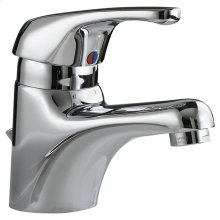 Seva 1-Handle Monoblock Bathroom Faucet - 0.5 GPM - Polished Chrome