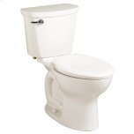 American StandardCadet PRO Elongated Toilet - 1.28 GPF - 10-inch Rough-in - White
