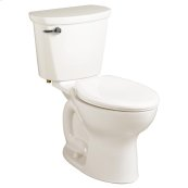 Cadet PRO Elongated Toilet - 1.28 GPF - 10-inch Rough-in - White