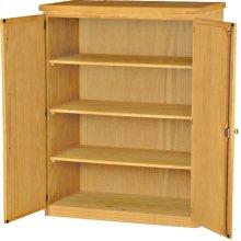 Small Shelf Armoire