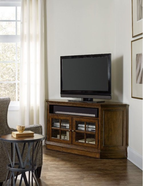 Brantley Corner Entertainment Console