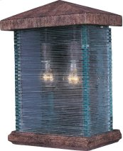 Triumph VX 2-Light Outdoor Wall Lantern