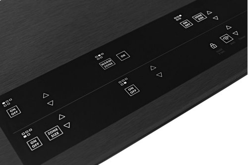 30-inch Electric Ceramic Glass Cooktop with Two Dual Radiant Elements
