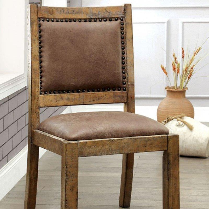 a507e4b82371 CM3829SC2PK in by Furniture of America in San Jose, CA - Gianna Side ...