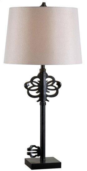 Locksmith - Table Lamp