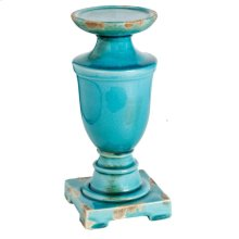 Candle Holder,Turquoise