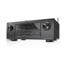 Built-in Bluetooth and Wi-Fi 8 HDMI v2.0 Inputs / 2 Outputs 7.2 channel; 185 watts per channel