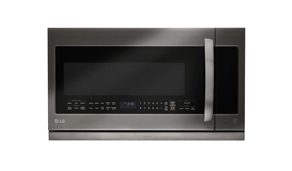 2.2 cu. ft. Over-the-Range Microwave Oven with EasyClean® Photo #2