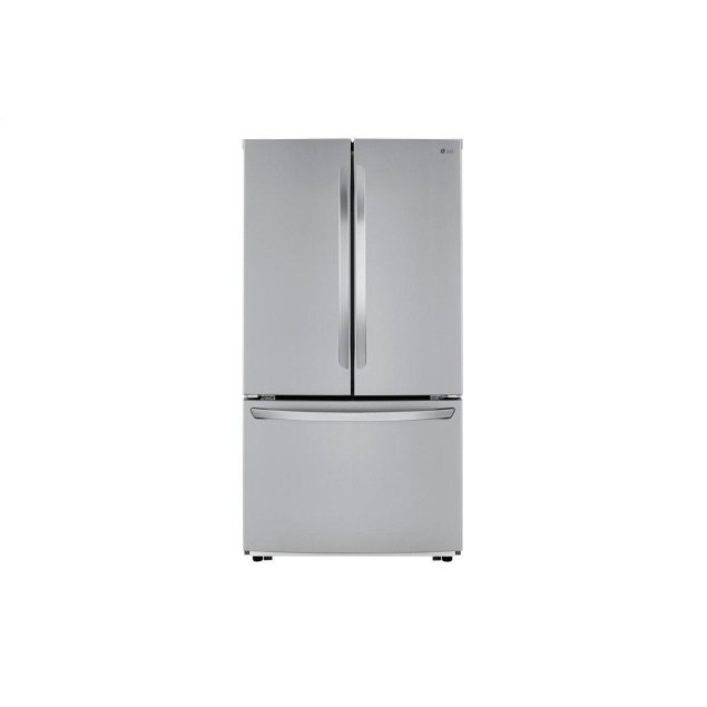 LG Appliances 23 cu. ft. French Door Counter-Depth Refrigerator