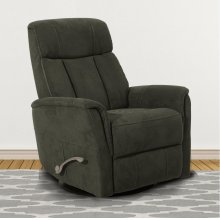 Holmes City Manual Swivel Glider Recliner