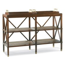 330-770 Tiered Tray Console