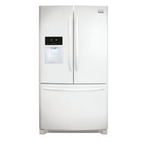 Gallery 27.2 Cu. Ft. French Door Refrigerator - PEARL WHITE