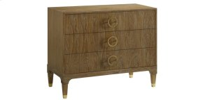 Atherton Teak Bachelor's Chest