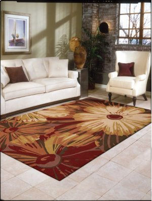 Fantasy Fa19 Cayen Rectangle Rug 1'9'' X 2'9''