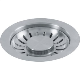 Waste Basket Strainers Plug Satin Nickel