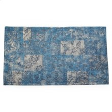 Flower Transitional Rug- Small