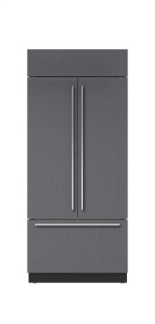 "36"" Built-In French Door Refrigerator/Freezer with Internal Dispenser - Panel Ready"