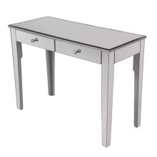2 Drawers Dressing table 42*18*31in.in antique silver