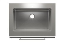 "Classic+ 000201 - farmhouse stainless steel Kitchen sink , 30"" × 18"" × 10"""