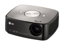 Portable LED Projector with Tuner