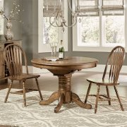 3 Piece Round Table Set Product Image