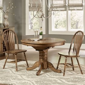 3 Piece Round Table Set